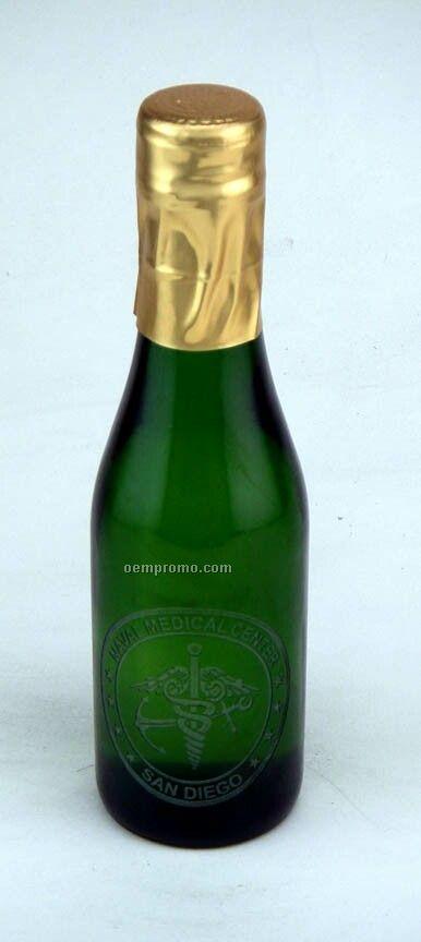 187ml Split Non-alcoholic Sparkling Grape Juice W/No Color Fill