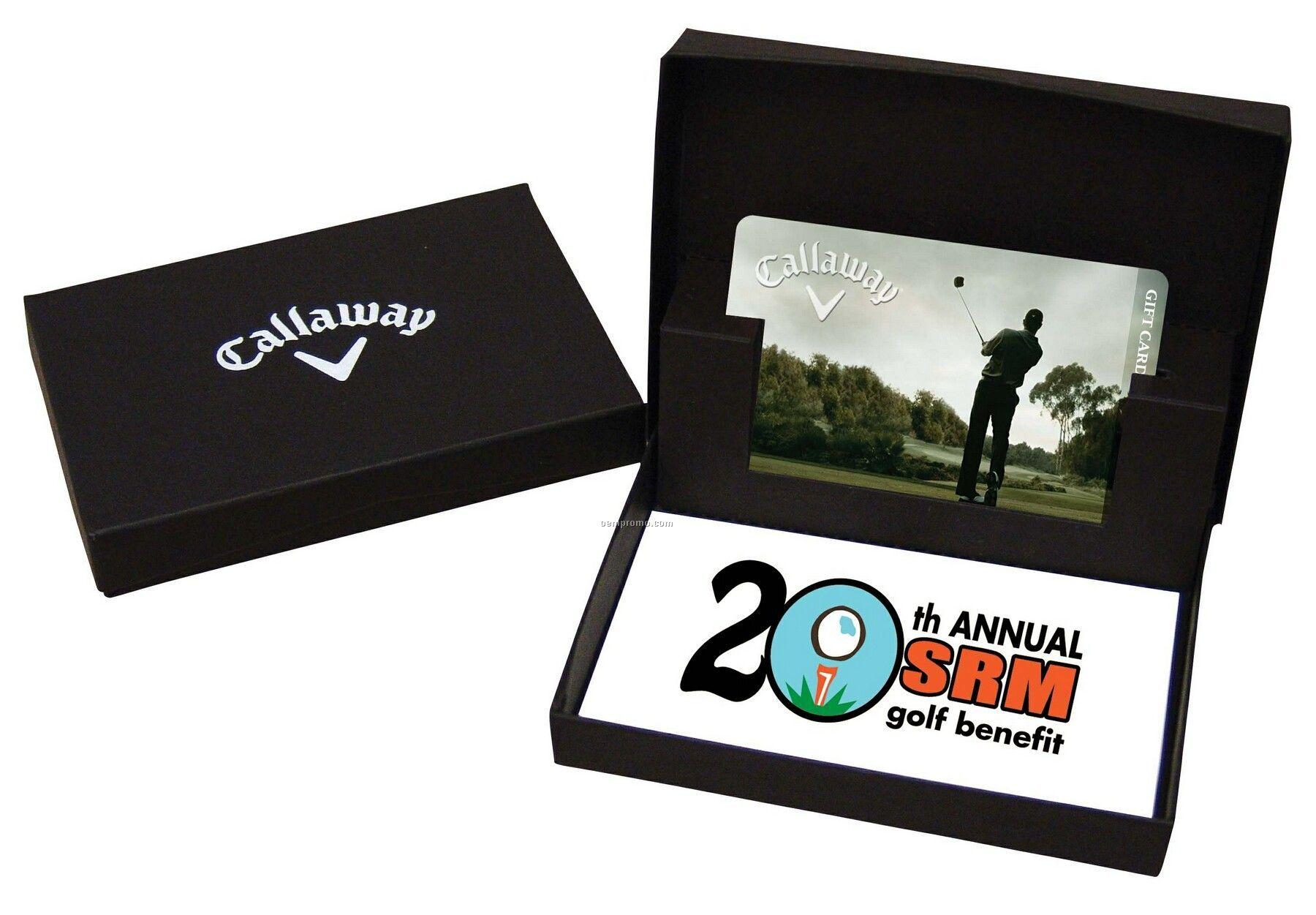 Callaway $100.00 Gift Card