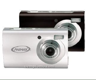 """Matrix 12mp Digital Camera W/ Color Lcd Screen (3 5/8""""X7/8""""X2 1/4"""")"""