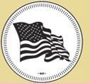 Stock Usa Flag Token (1.000 Zinc Size)