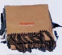 Winter Fleece Fringe Scarf