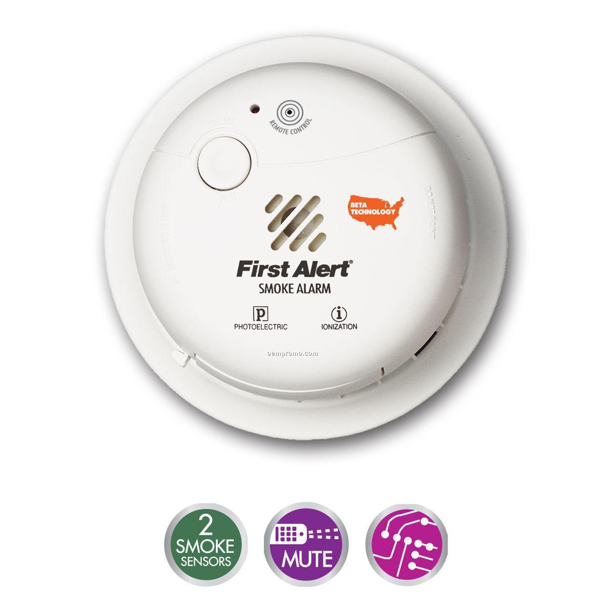 dual sensor smart smoke alarm china wholesale dual sensor s. Black Bedroom Furniture Sets. Home Design Ideas