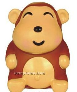 Rubber Monkey Toy