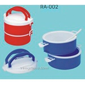 Food Container ( Double Layer)