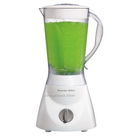 Proctor Silex 2 Speed + Pulse 56oz Plastic Blender