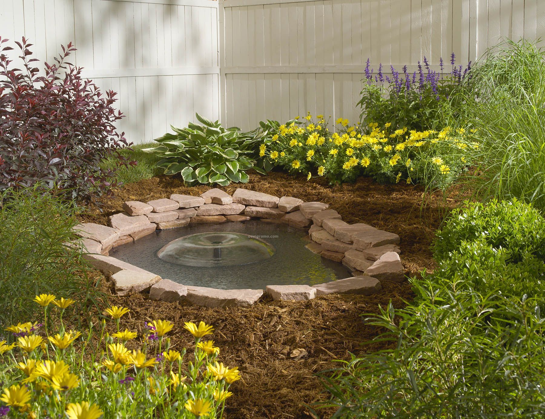 Sunterra Bubbling Brook Pond Kit