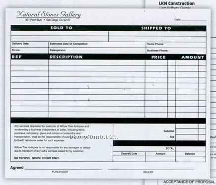 Top Perforated Custom Edge Snap Sheets
