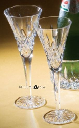 Waterford Lismore 107608 Toasting Flute Glass (Pair)