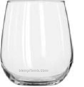 17 Oz. Stemless White Wine Glass