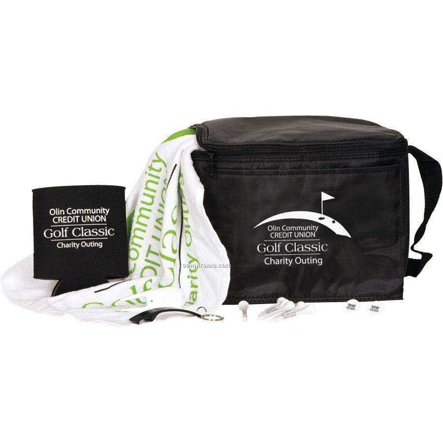 Budget Golf Cooler Kit (No Golf Ball)