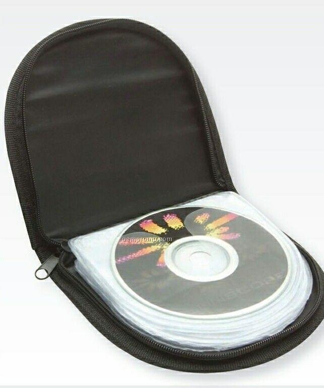 Semi Circle CD Case