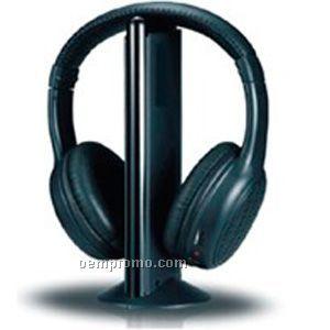 Iluv Earphone Splitter Multiple Audio Splitter Black