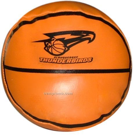 """Squeezable Sports Ball - Basketball (4"""")"""
