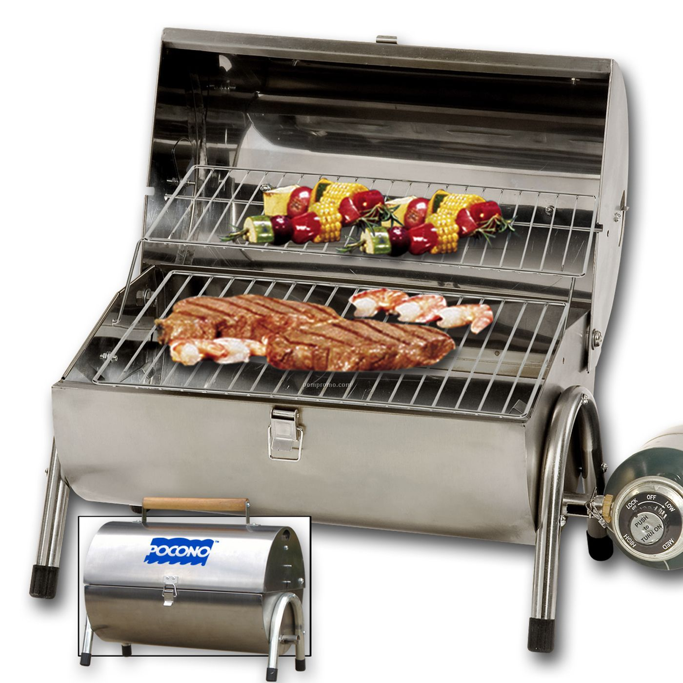 Stansport Stainless Steel Propane Bbq Grill China