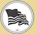 Stock Usa Flag Token (1.073 Size)