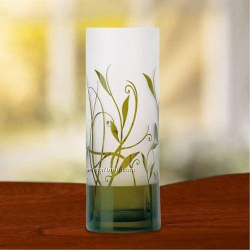 "Lenox 809973 Botanical Boutique 9.5"" Cylinder Vase"