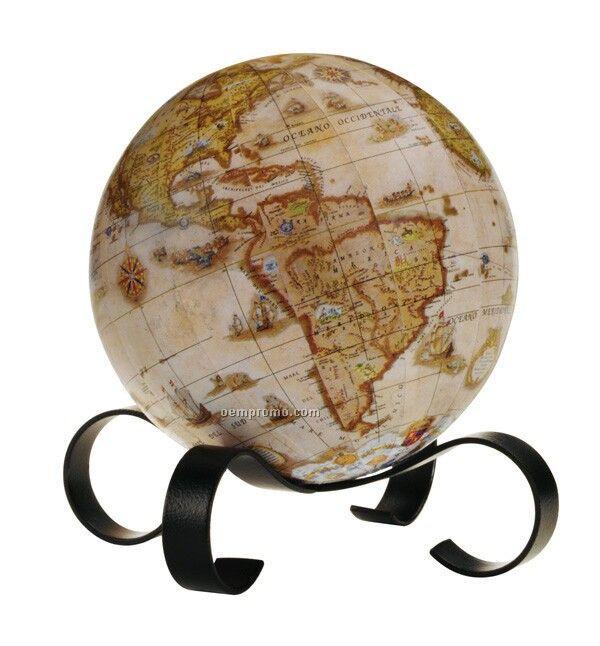 Cornelli Globe Ornament