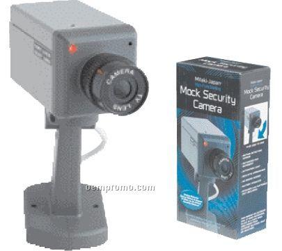 Mitaki-japan Non-functioning Mock Security Camera