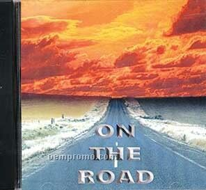 On The Road Music CD - Themed