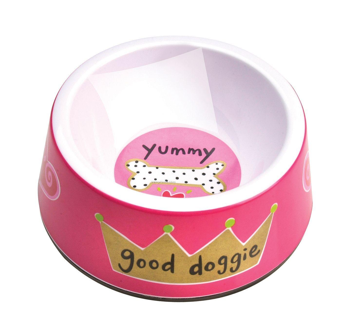 Melamine Pet Bowl - Small