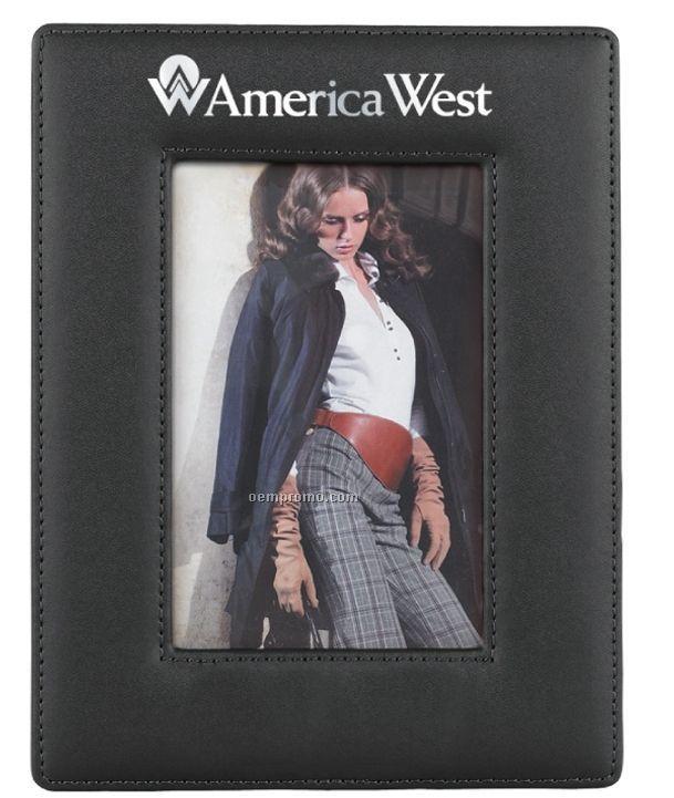 "Toscana Leather Easel Photo Frame (5""X7"")"