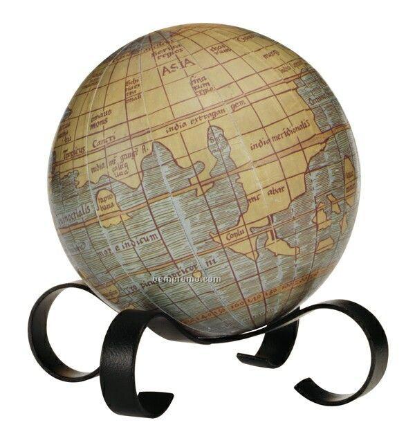Waldseemueller Globe Ornament