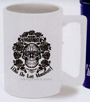 15 Oz. White Maui Mug