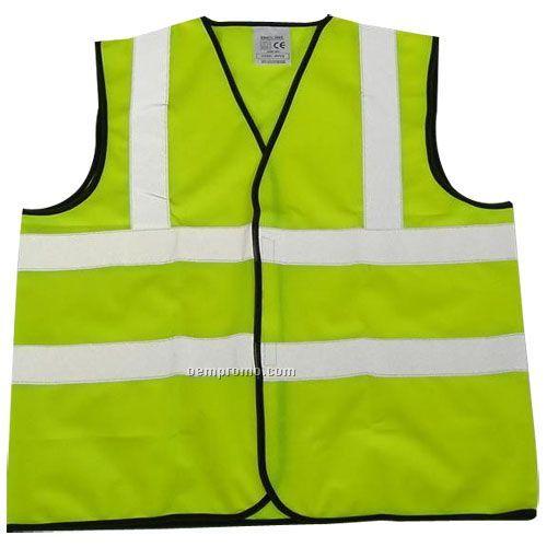 Adult Reflective Safety Vest