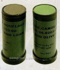 Nato Woodland Camouflage Face Paint Stick
