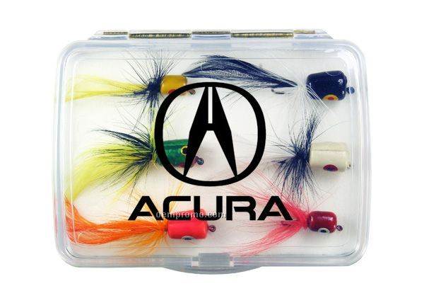 Pop6 Poppers Kit Lures