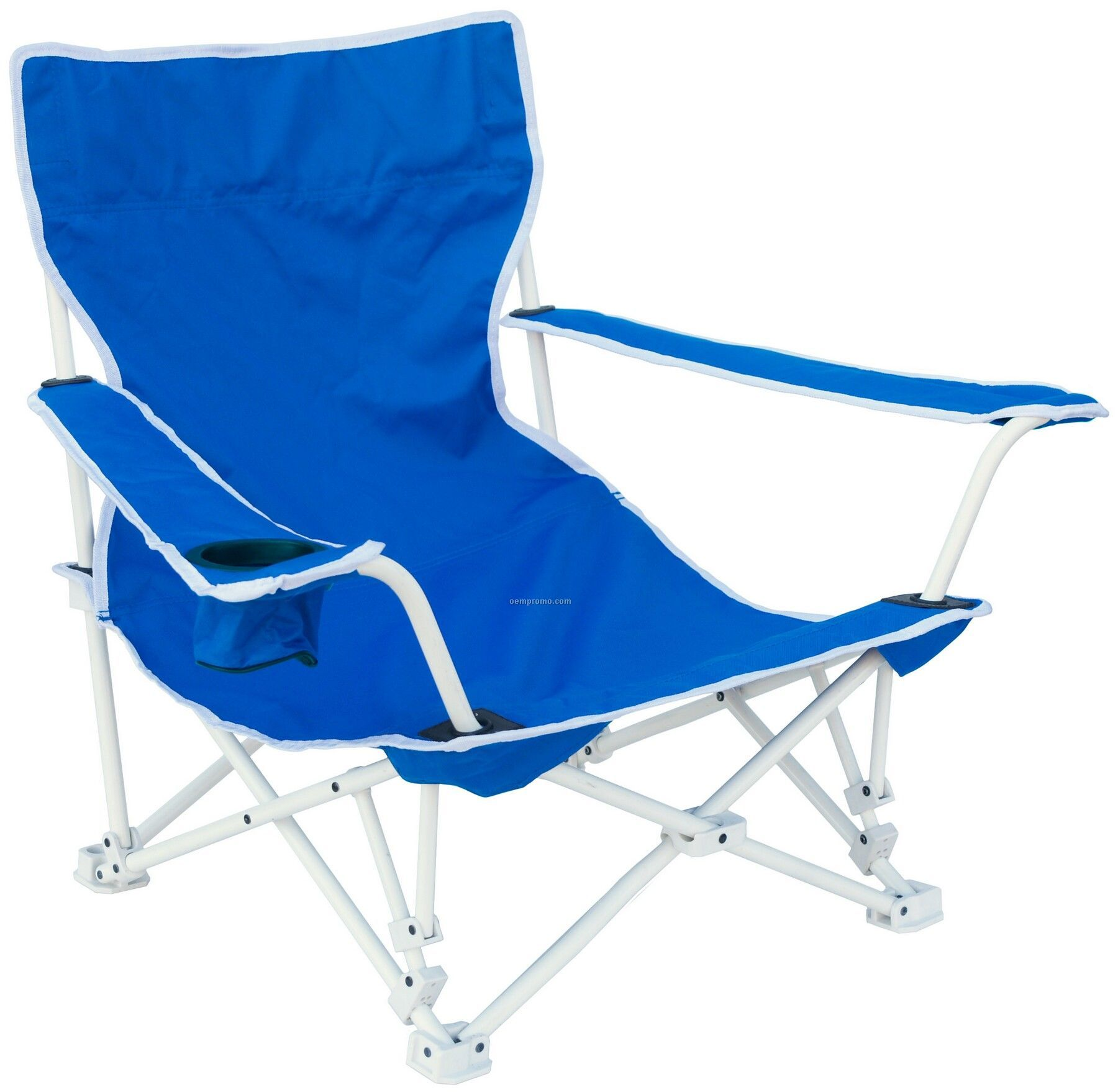 Description Direct Import Deluxe Collapsible Folding Beach Chair With