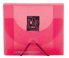 Elastic CD Box