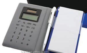 Pocket Notepad Calculator (Direct Import-10 Weeks Ocean)