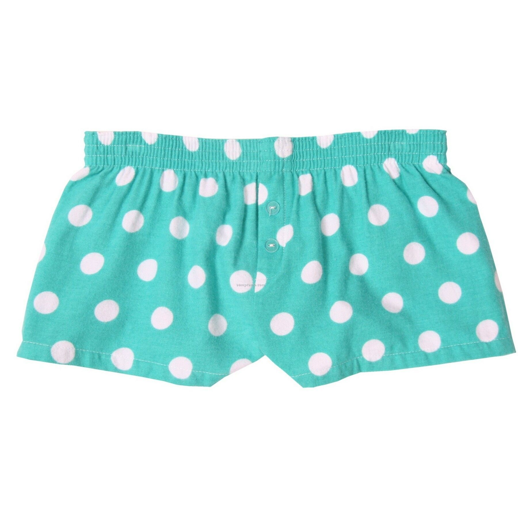Ladies I Sea Spots Bitty Boxer Shorts