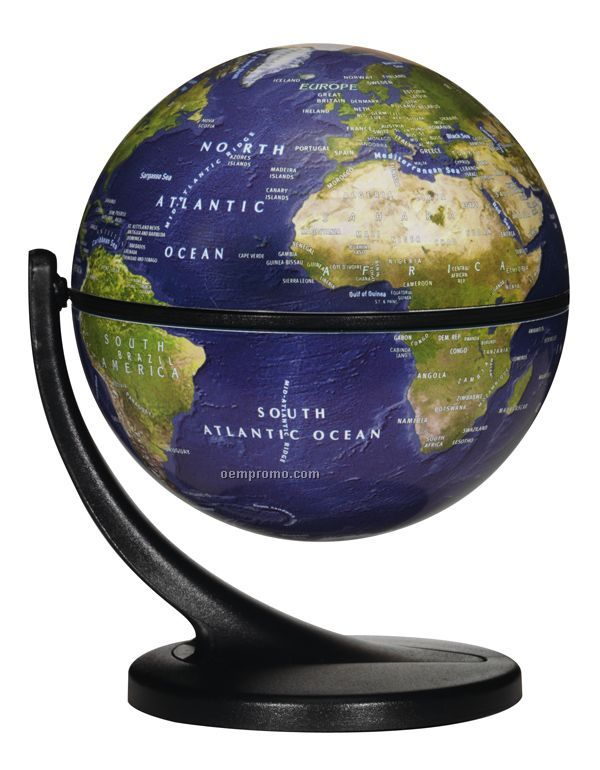 Wonder Globes- Satellite