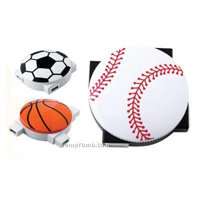 Sports 4-port USB 2.0 Hub