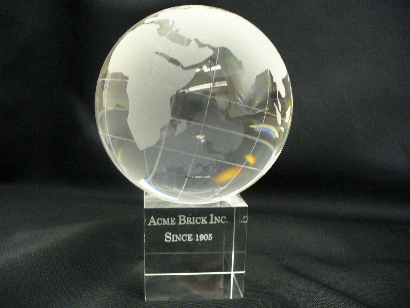 Glass Globe- 80mm