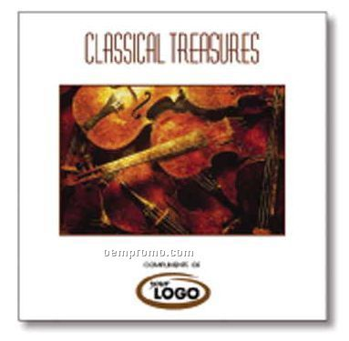 Classical Treasures Compact Disc In Jewel Case/ 10 Songs