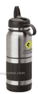 34 Oz. Large Capacity Stainless Steel Water Bottle