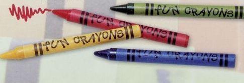Bulk Premium Crayons