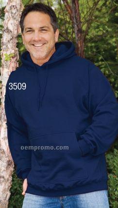 Dunbrooke Adult Hooded Pullover Fleece Heather Gray Jacket
