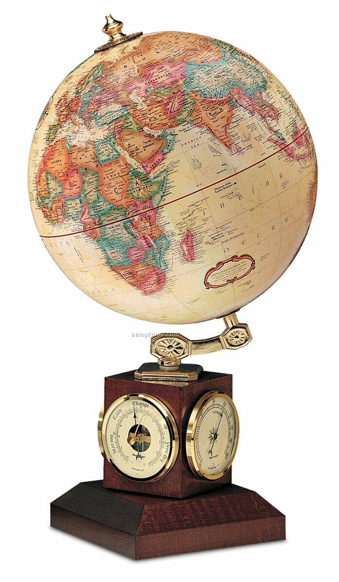 Weather Watch Antique Globe