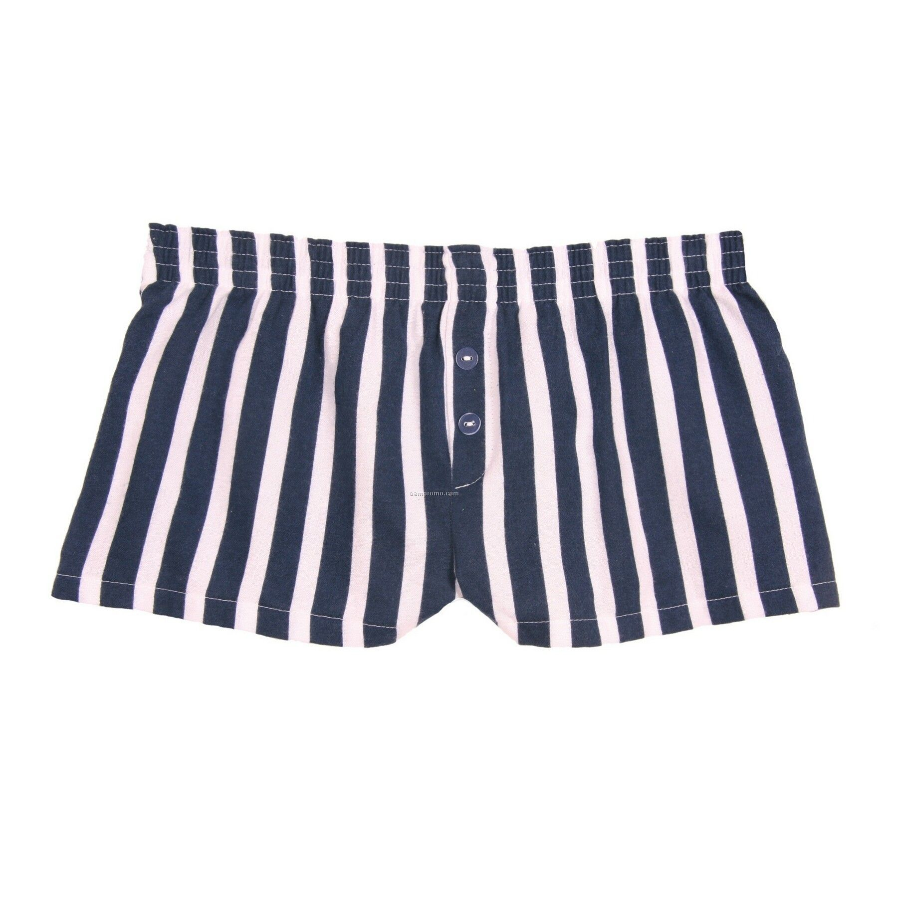 Ladies' Nautical Flannel Bitty Boxer Short