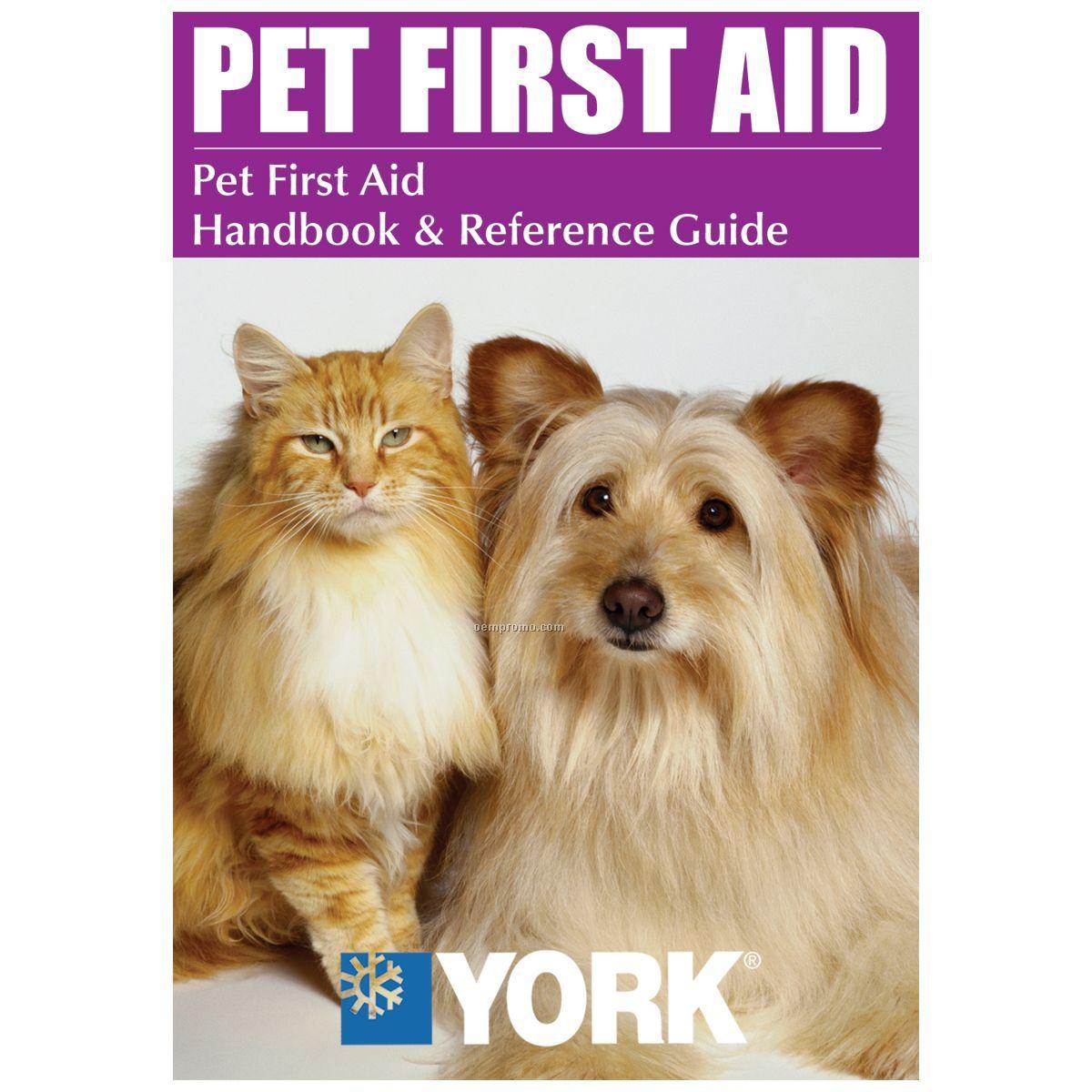 pet first aid book pdf