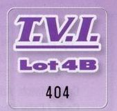 Clear Polyester Mini Parking Permit Decal (Square)