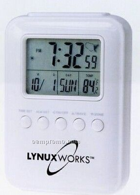 Desktop atomic clock