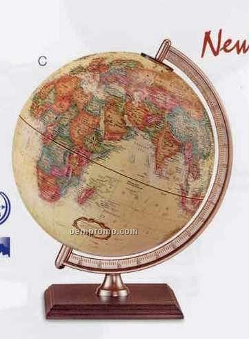 Forester Antique Ocean Globe