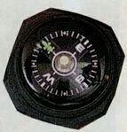 Rothco Sportsman's Watchband Wrist Compass