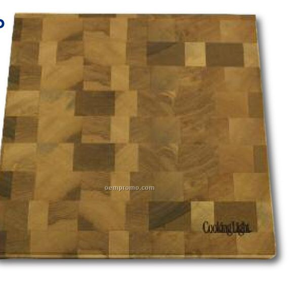 "Timeless Timber Cutting Board / 11 3/4""X11 3/4""X3/4"""