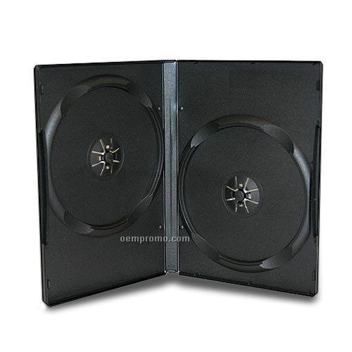 2-disc DVD Case - 14 Mm